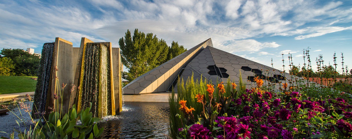 Denver Botanic Gardens' Science Pyramid: The Most ...