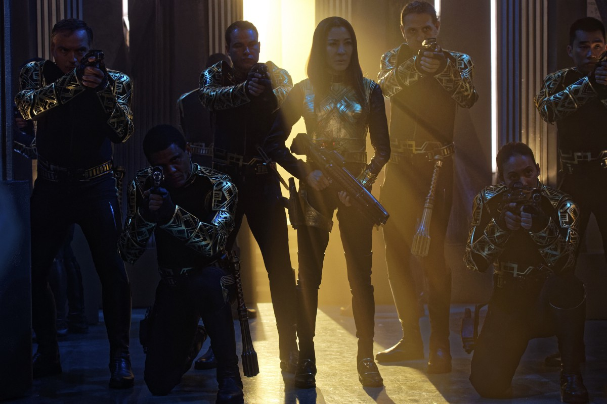 "Star Trek: Discovery Episode 13 — ""What's Past is Prologue"""