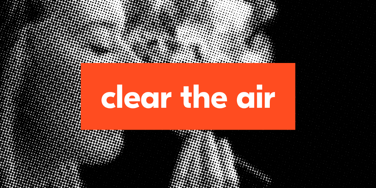 Announcing Clear The Air