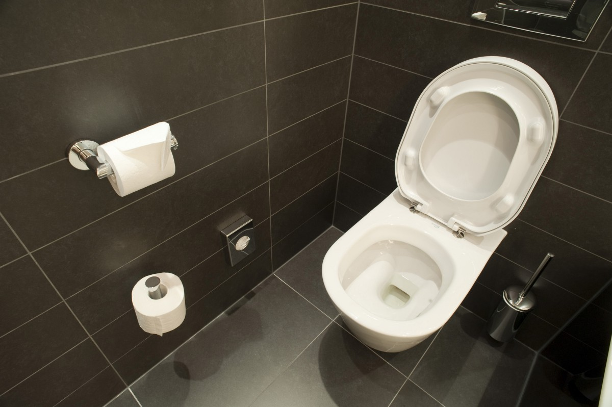 what is the require clearances for a WC (side to side) in ...