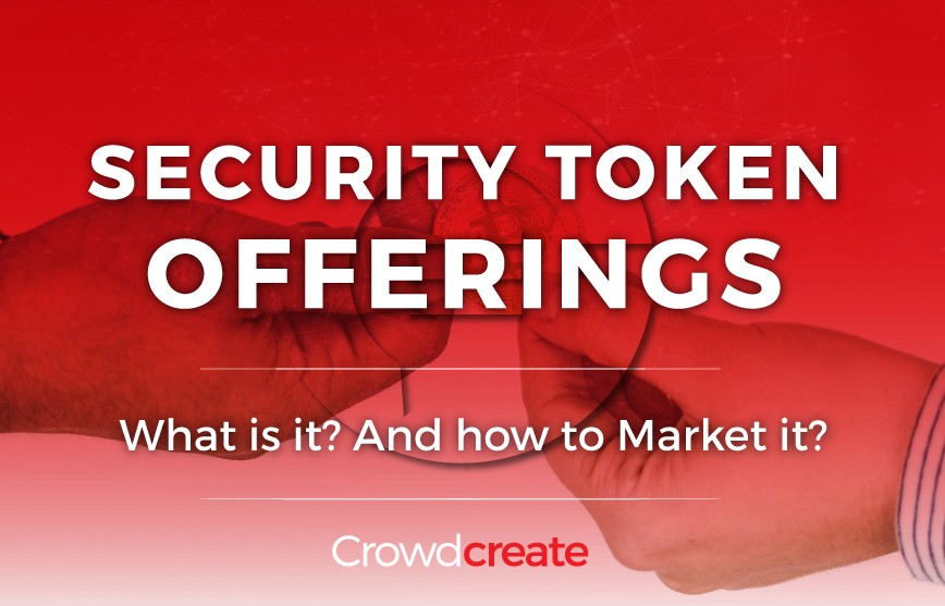 what s a security token offering and how do you market it