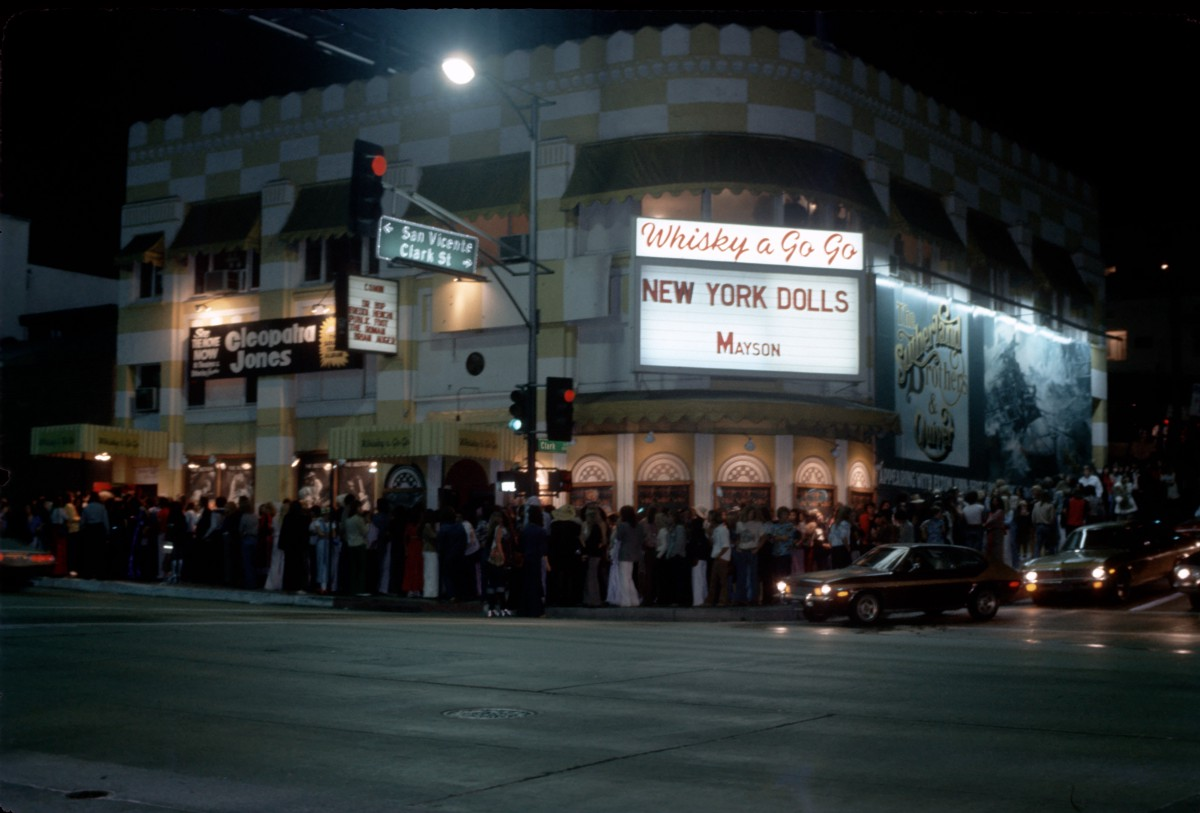 How Hollywood S Whisky A Go Go Was Saved By Punk Rock And