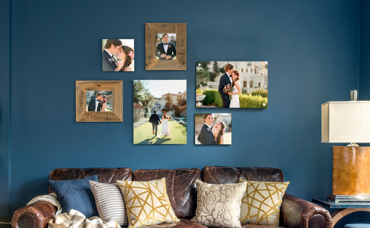 Focus On The Image With Photo Prints Standout Metal Prints