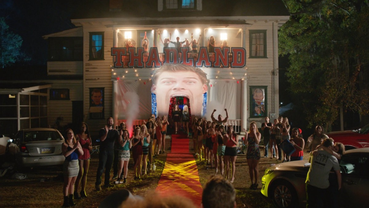 "Review of ""Blue Mountain State: The Rise Of Thadland"""