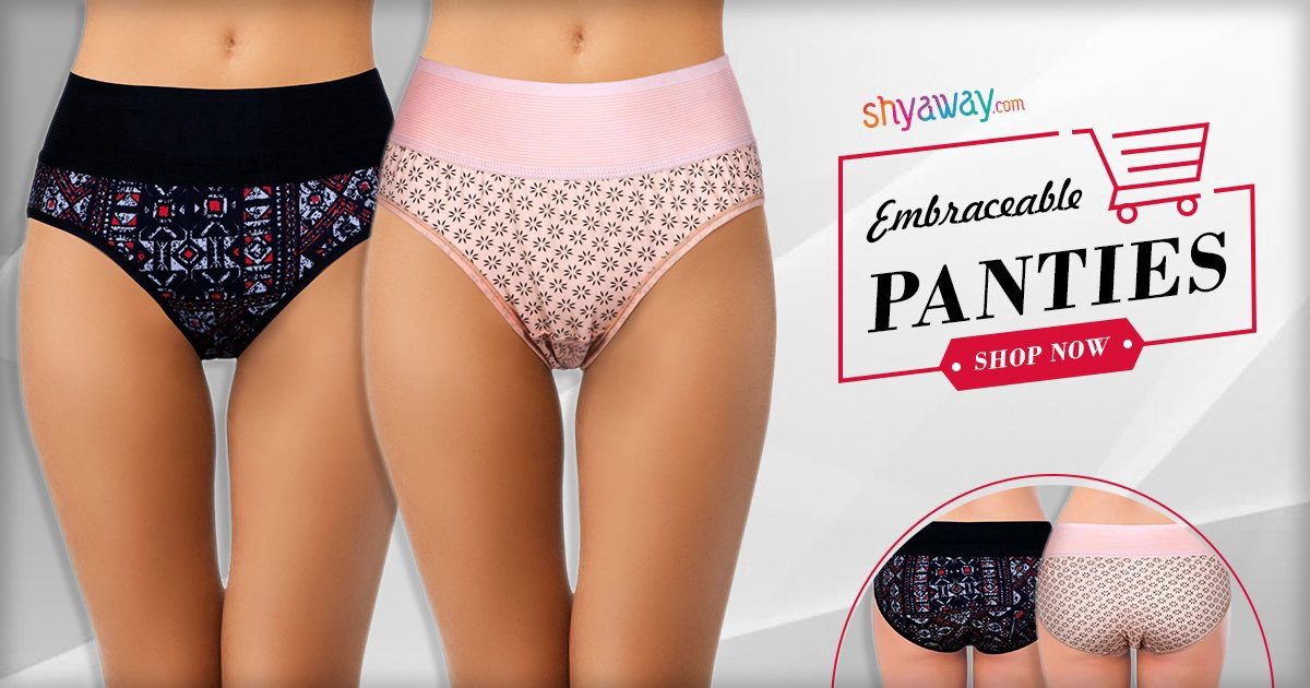 8aa005b36eb Buy ladies quality branded Panty online at shyaway.com