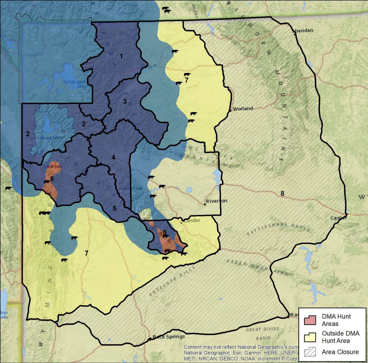 Wyoming\'s grizzly \'slaughter zone\' – Mountain West News