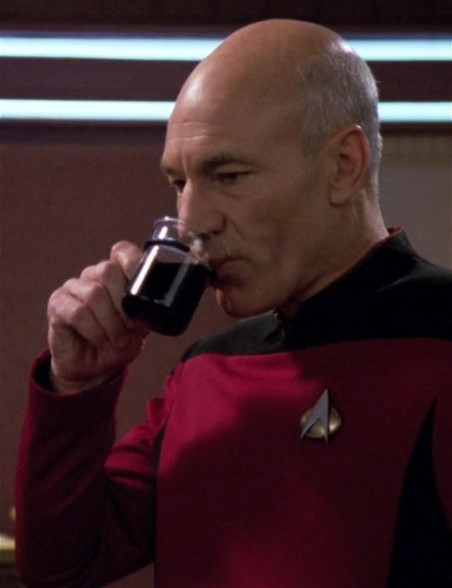 'Now pour the tea': An Aesthetic Evaluation of Picard's ... Earl Grey Tea Picard