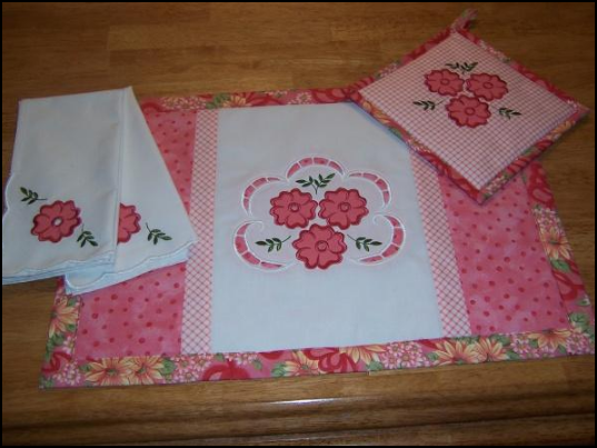 Cutwork applique flower embroidery designs u oregonpatchworks u medium