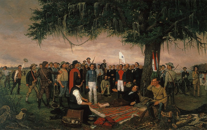 texas independence from mexico: the battle of alamo essay Texas texas is a place of mystery and intrigue its history is rich with battle, strife, pride and power the people of texas have always had a reputation for strength and honor these essay topics will prompt your students to research.