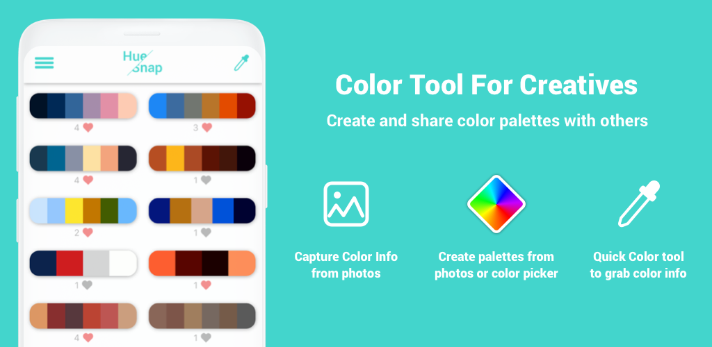 HueSnap 2.0—The Color Tool For Creatives | Updates And What We Learned