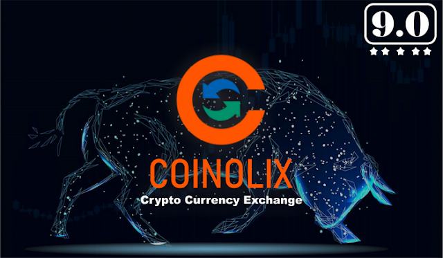 Coinolix Exchange Is A Good Cryptocurrency Trading Program Has Tested To Be The Most Advanced And Reliable Systems For High Level Forex