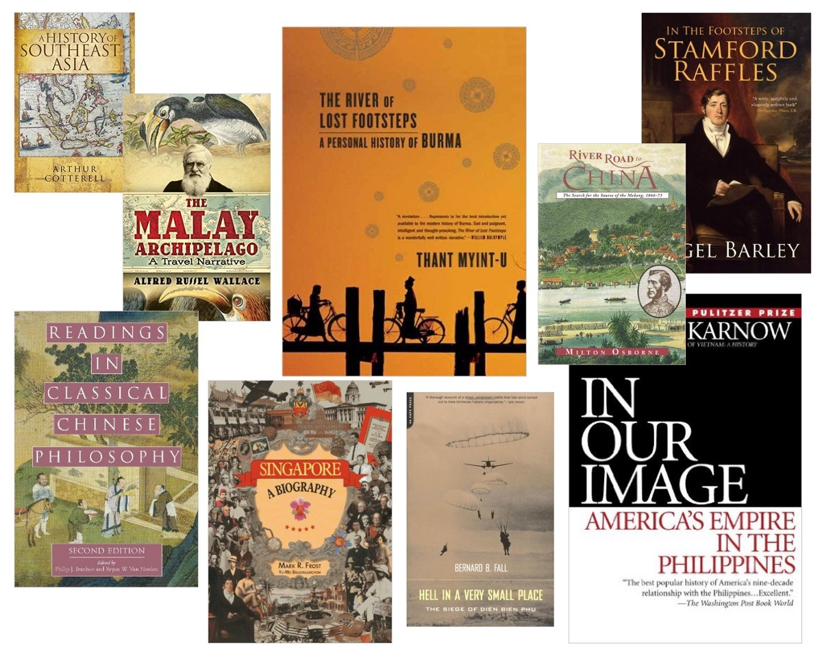Literature about Southeast Asia