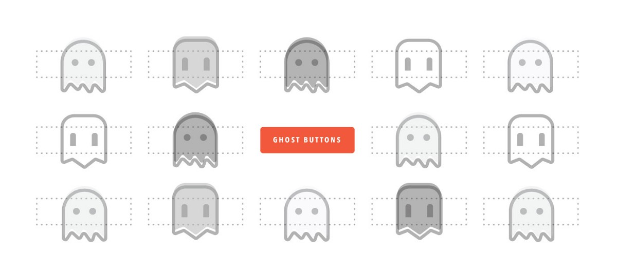 Ghost buttons: Why you should be afraid.