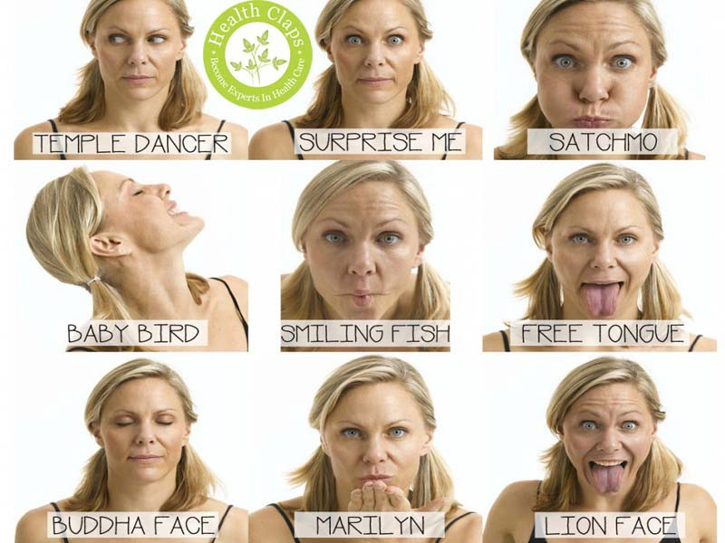 Opinion very free facial excercises