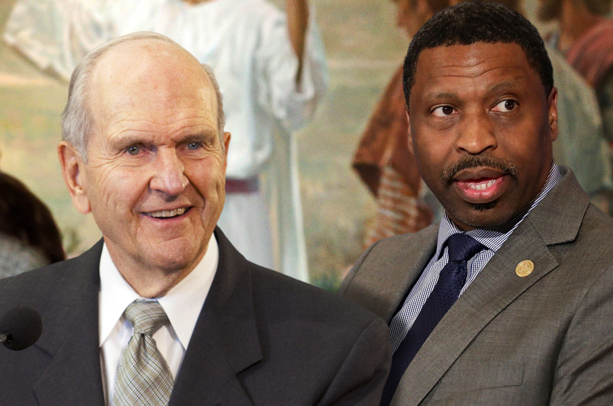 Mormon Prophet Issues Historic Apology For Past Racism