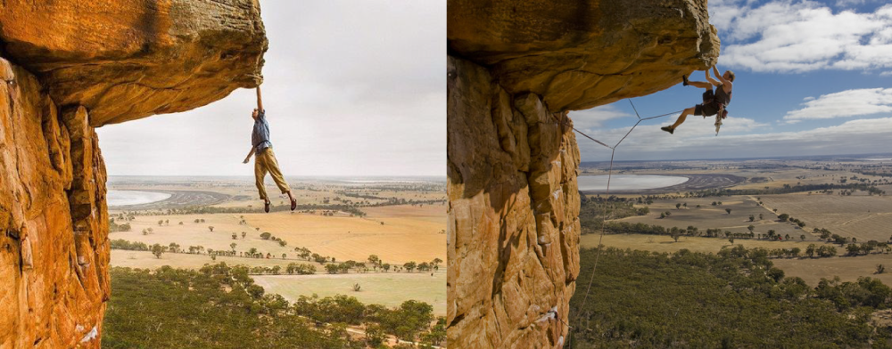 The Real Difference Between Inherent Risk And Residual Risk In Two Pictures