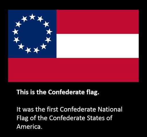 dear southerners the confederate flag isn t about heritage it s a