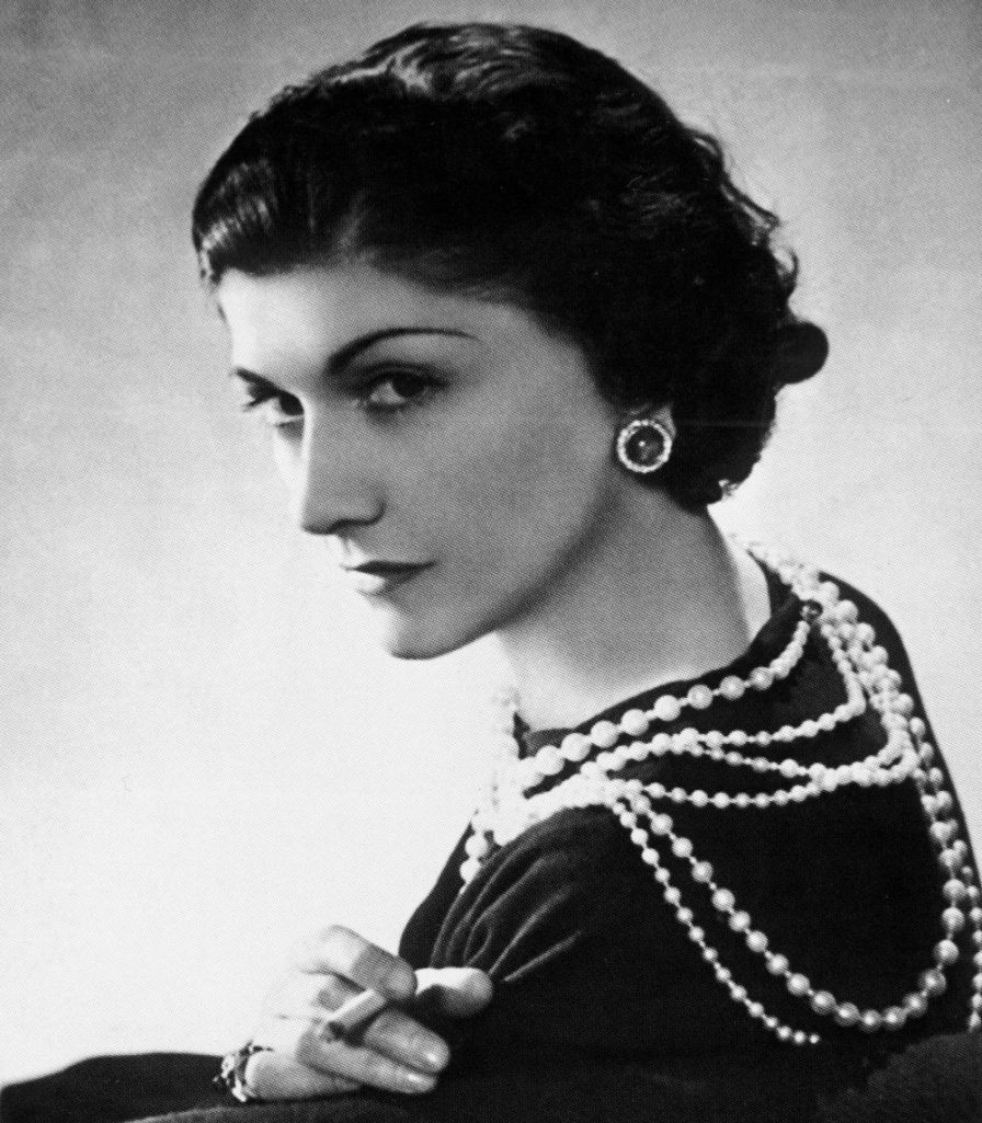 coco chanel to her first investor i will ruin you