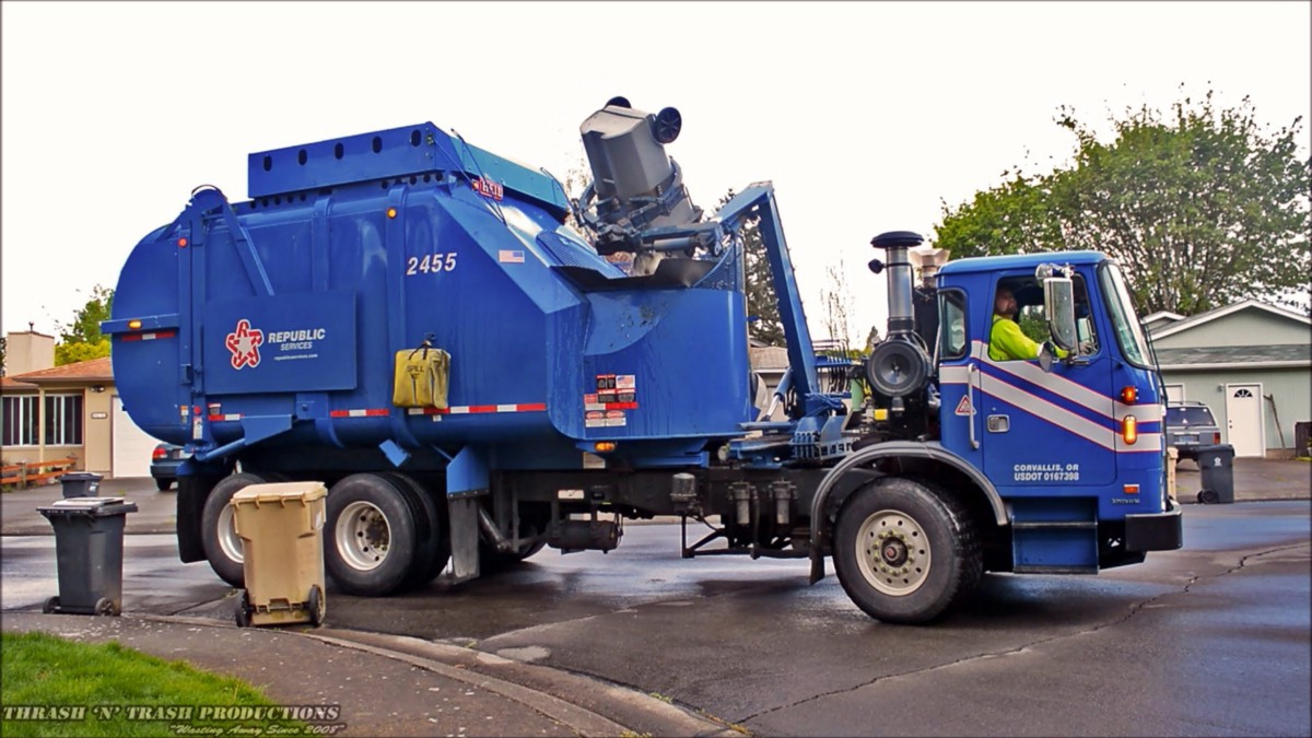Modern garbage collection – Mike's blog