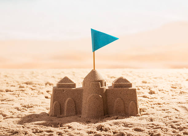 Building Sand Castles : Managing stored data load is like building a sand castle
