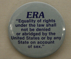 the equal rights amendment may be only one state away from enactment