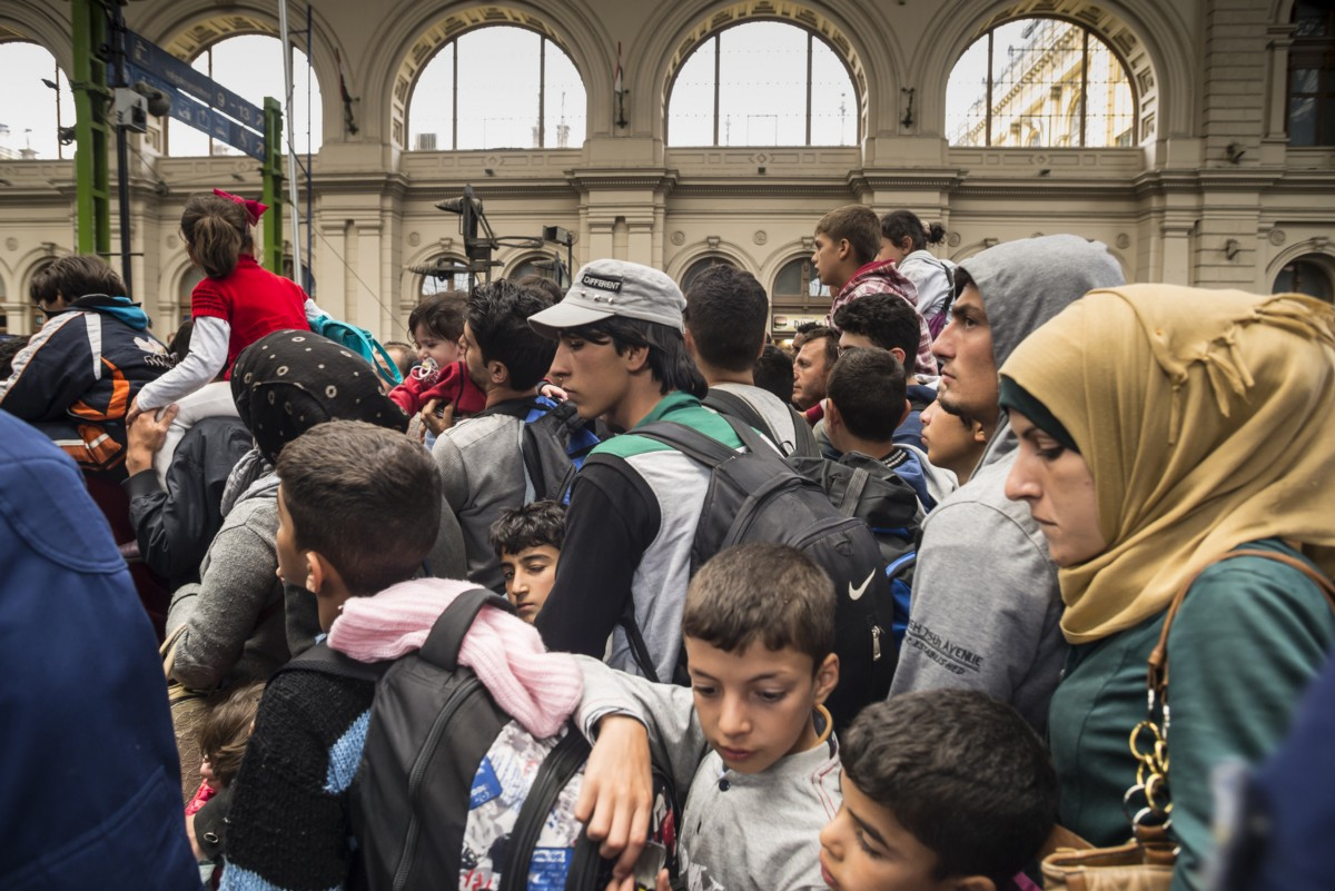 White House Doesn't See the Point of Global Cooperation to End the Migrant Crisis