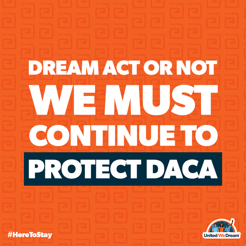 Lawmakers Just Introduced A Dream Act Bill What Does It -6644