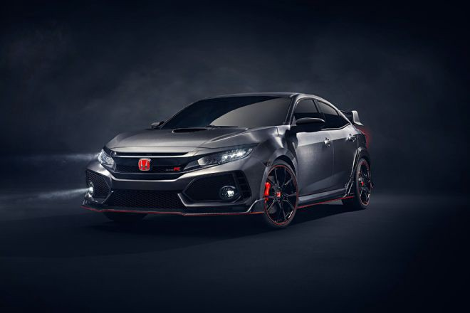 Honda Civic Type R 2018 Review Specs Price With S Tradition Of Waiting Until A Version Fourth Year For Main Refresh We Count On Mainstream