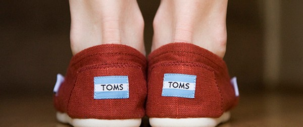 0e3deb4980e When TOMS started in 2006 they were unique with their one for one  principle. If you buy a pair of TOMS shoes, a child in need of a pair of  shoes will ...