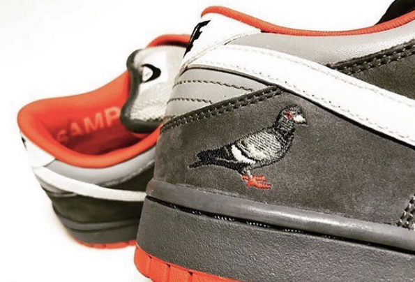 """7c023656923c Jeff Staple s Oral History of the 2005 Nike SB """"Pigeon"""" Riot In NYC"""