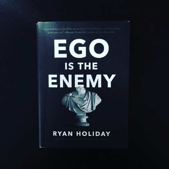 Ego Is The Enemy Quotes 1 Farouk Kadous Medium