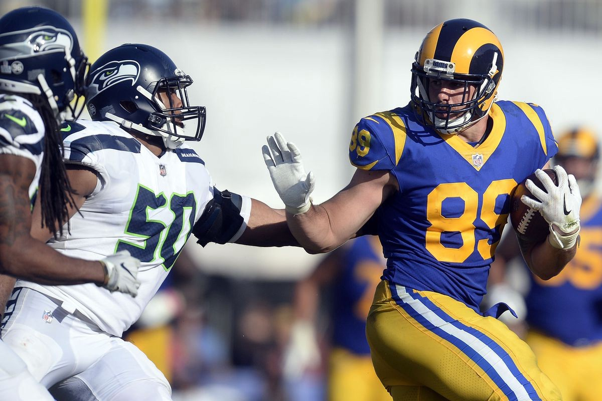 #ProTops: Higbee, Williams Going To Super Bowl With LA Rams