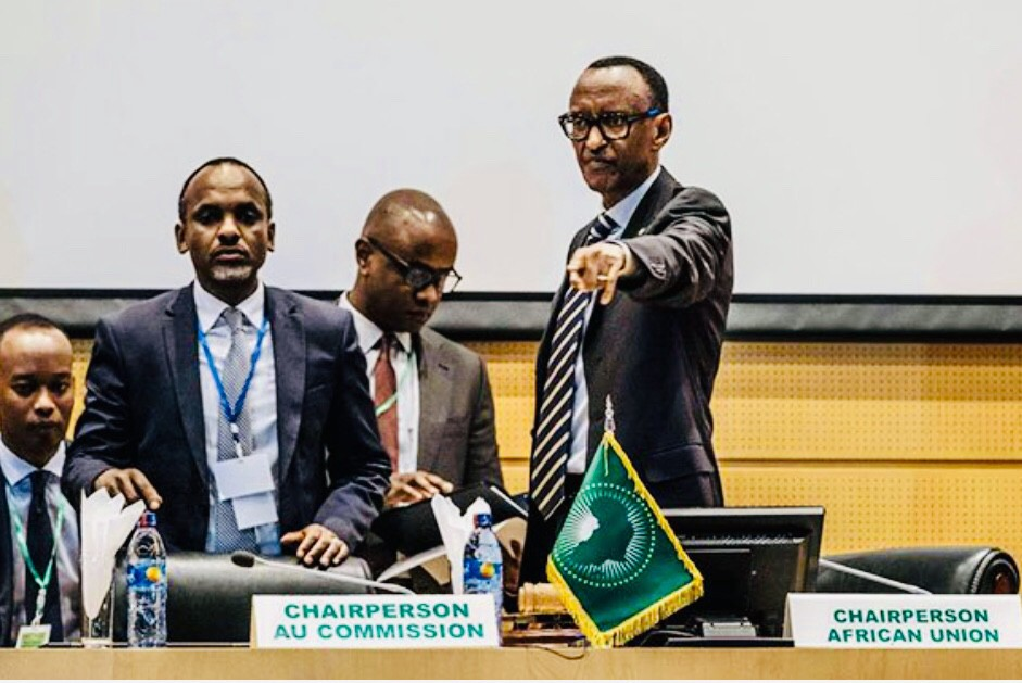 Kagame Humiliated By Fellow African Heads Of State On DR Congo
