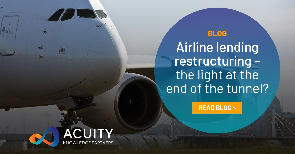 Light at the end of the tunnel for airlines-