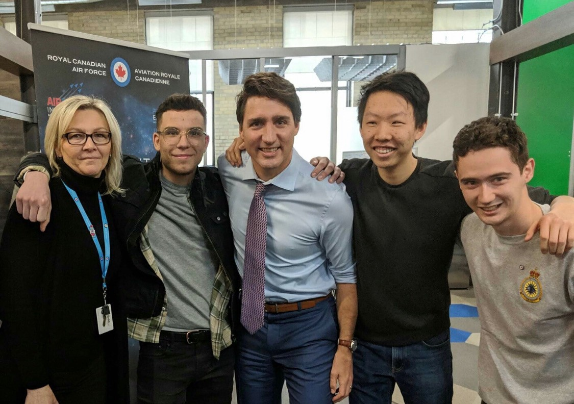 My Experience Working For The Royal Canadian Air Force As An iOS Developer
