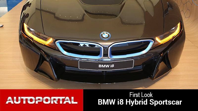 Bmw I8 Autoportal On Its Price In India Autoportal Cars In