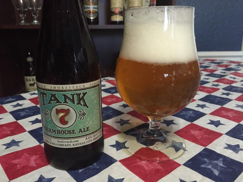 dbe5d4bdd3 Boulevard Brewing Tank 7 Farmhouse Ale – BeerTv – Medium