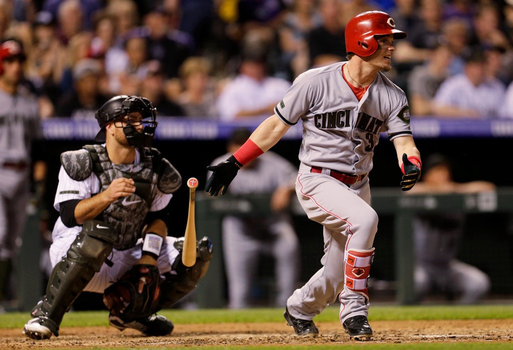78422318d Scooter Gennett Named NL Player of the Week…Again – Better Off Red