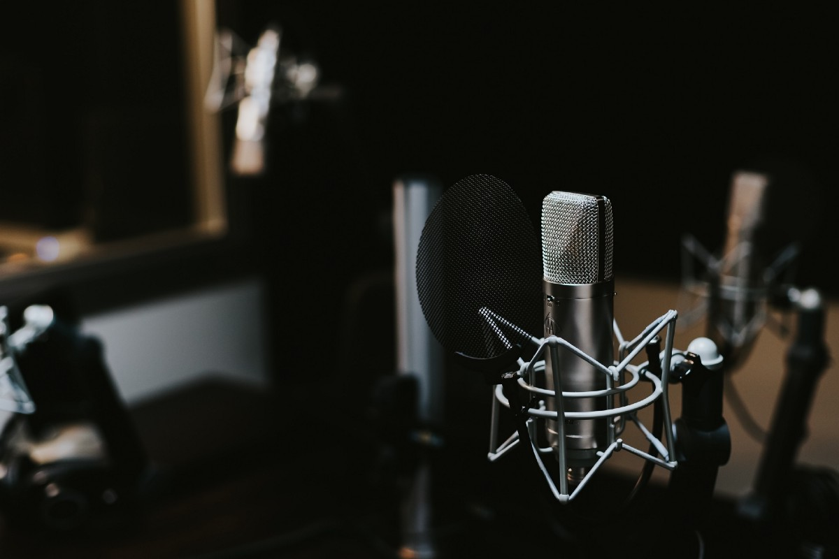 For podcast industry