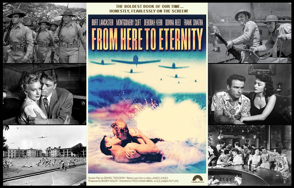 from here to eternity movie locations