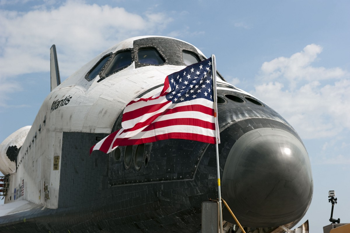 facts about the space shuttle atlantis - photo #46