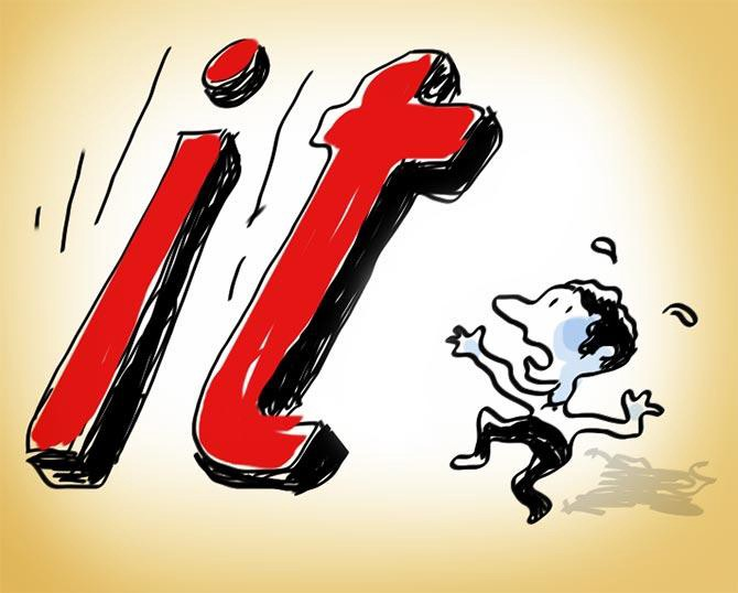 Indian IT Industry : Layoff rile over missed chances ?