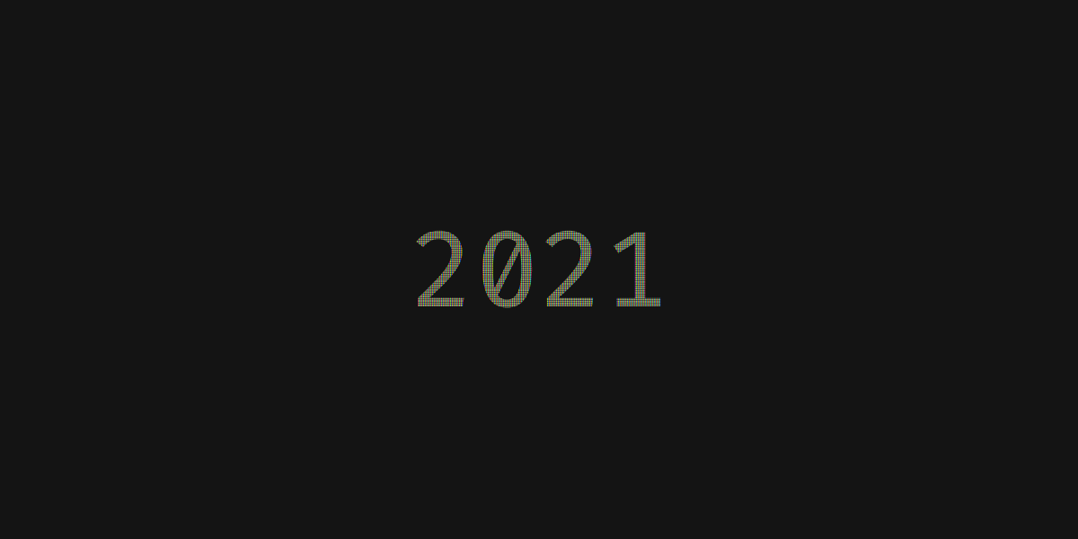 2021 Design Wishlist from a User's Perspective