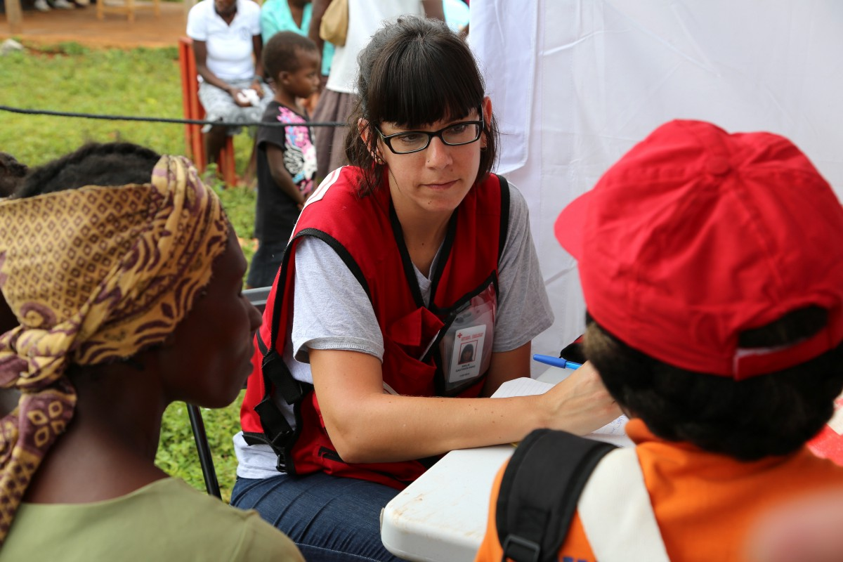 Wake Up Part 2 >> Haiti: Psychological first aid for survivors of Hurricane Matthew