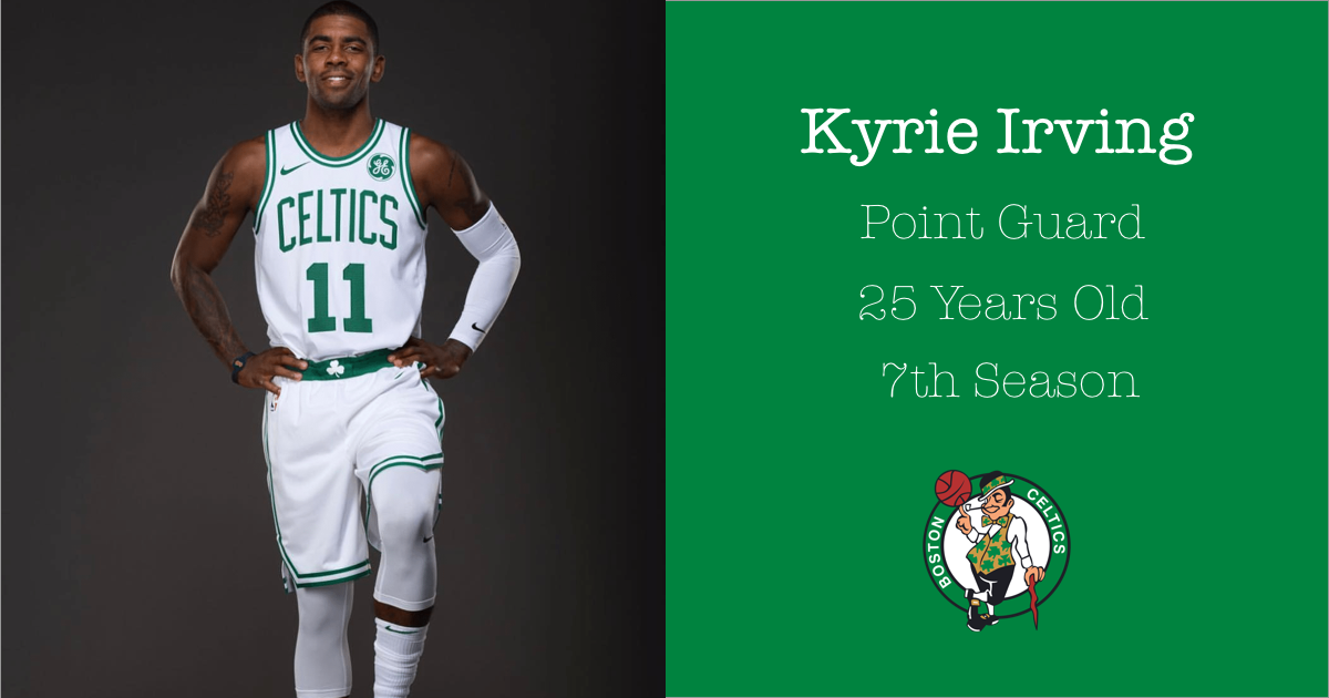 5338c418074a Ready To Breakout  Kyrie Irving – The Point God – Medium