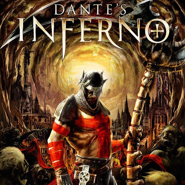 the depiction of the journey in dante alighieris inferno At the beginning of inferno, the first section of the divine comedy, dante alighieri is thirty-five years old in the year 1300—representing both the new millennium and the believed midway point of a man's life.