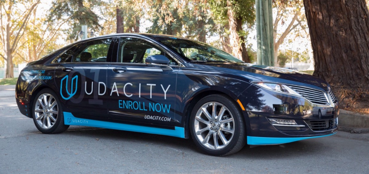 Udacity Self Driving Car Preview
