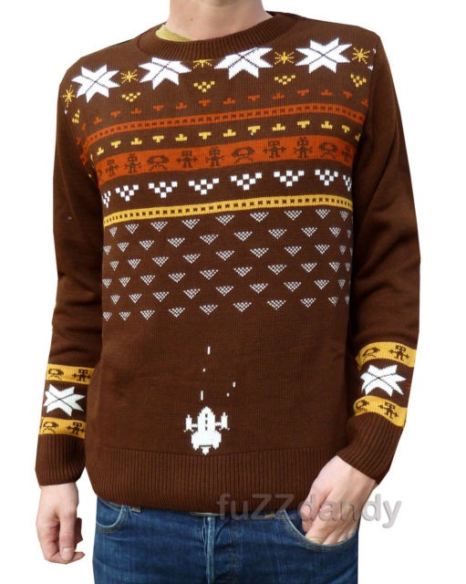 Mario Kersttrui.Weekend Diversion Top 5 Great Christmas Sweaters Starts With A