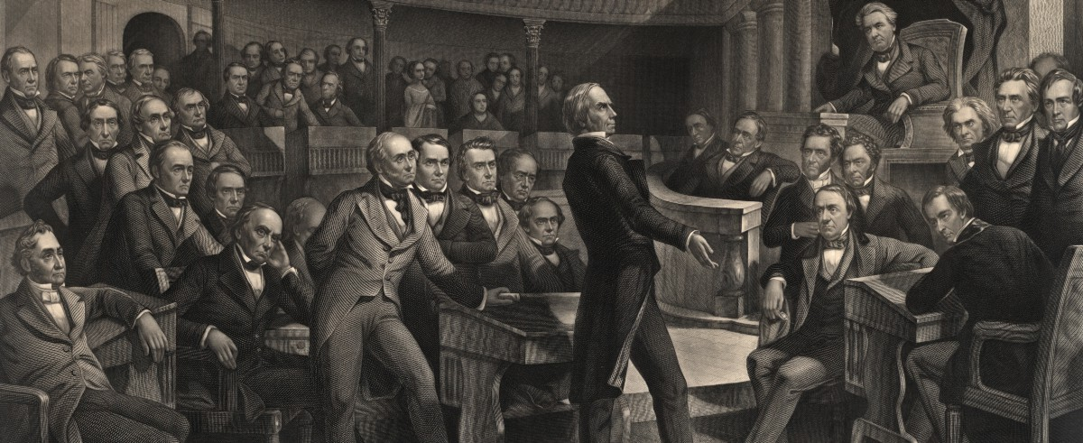 essays on compromise of 1850 Disclaimer: this essay has been submitted by a student and the myriad of bills proposed by henry clay in the compromise of 1850.