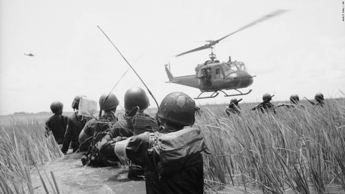 an examination of the vietnam war the american involvement on the war america should have won A history of the vietnam war exam content outline american involvement in the vietnam war tet america's army in vietnam g war without fronts:.
